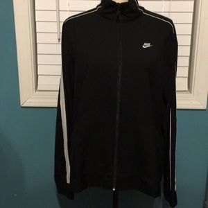 Nike Full Zip Lightweight Jacket Size XL